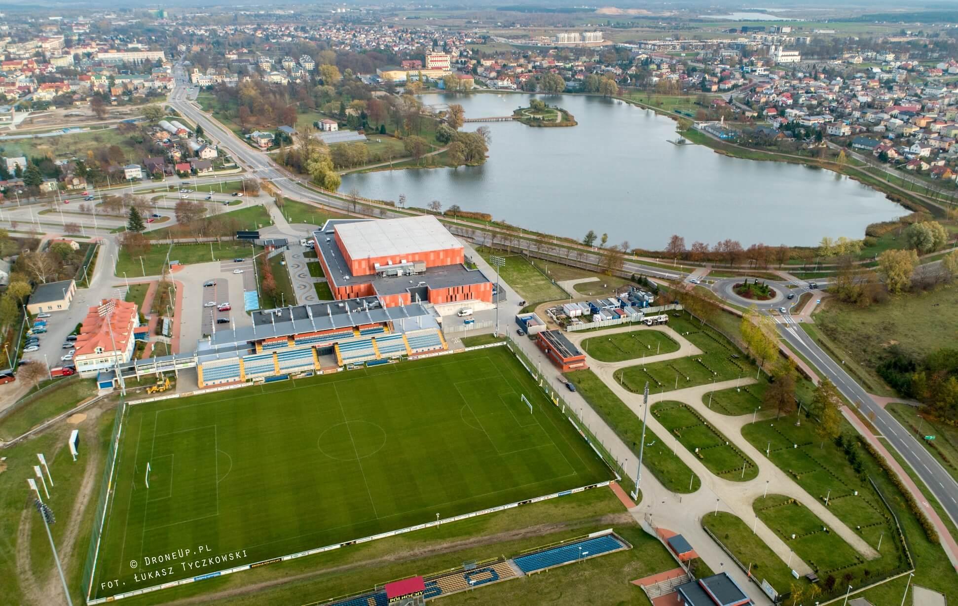 Oficjalne otwarcie hali sportowo-widowiskowej Suwałki Arena