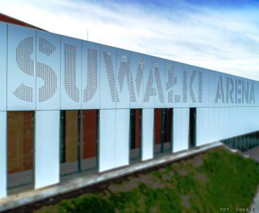 Suwałki Arena - otwarcie