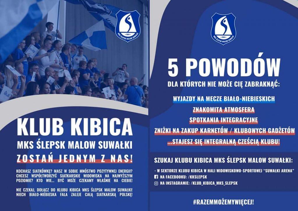 Klub Kibica MKS Ślepsk Malow Suwałki
