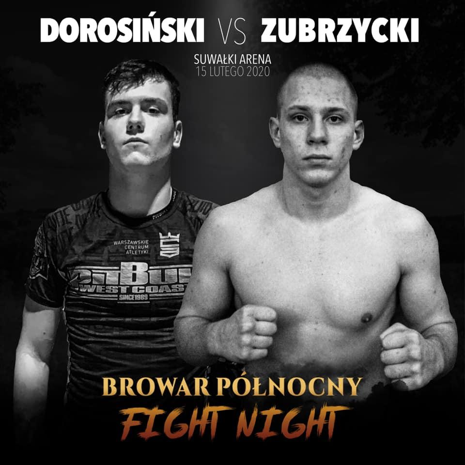 Dorosiński vs Zubrzycki