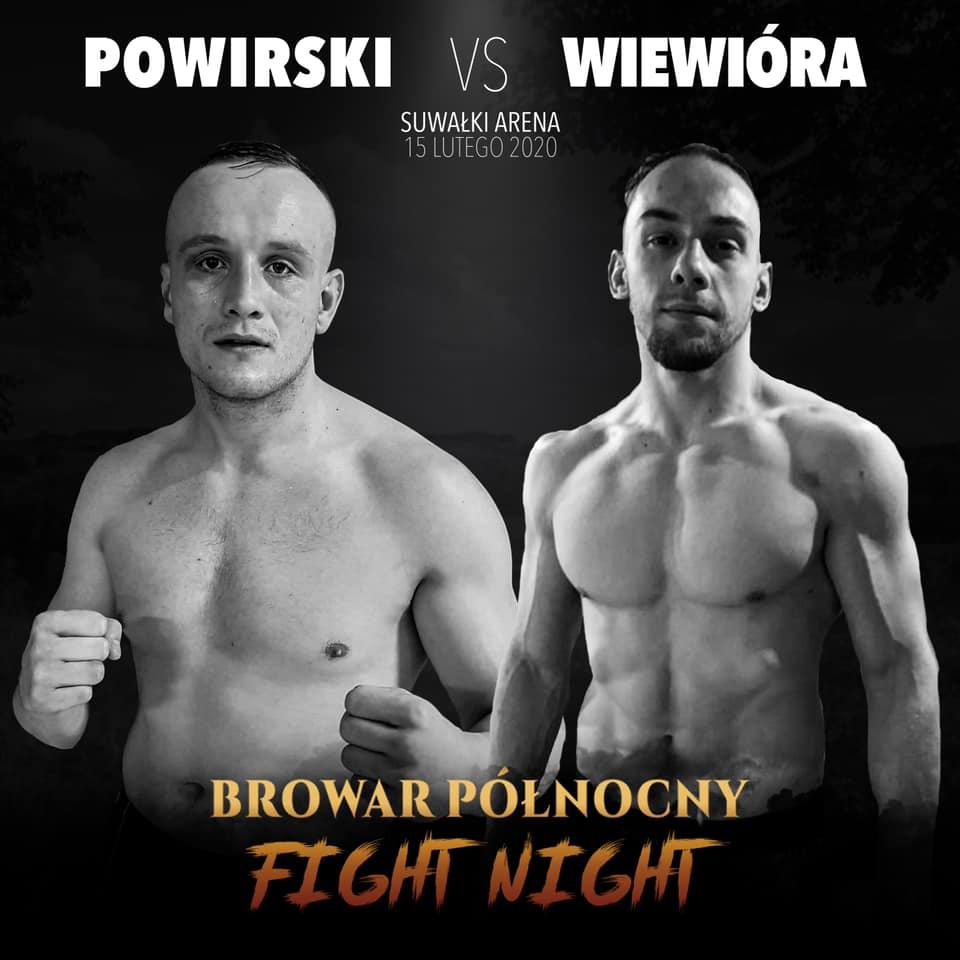 Powirski vs Wiewióra