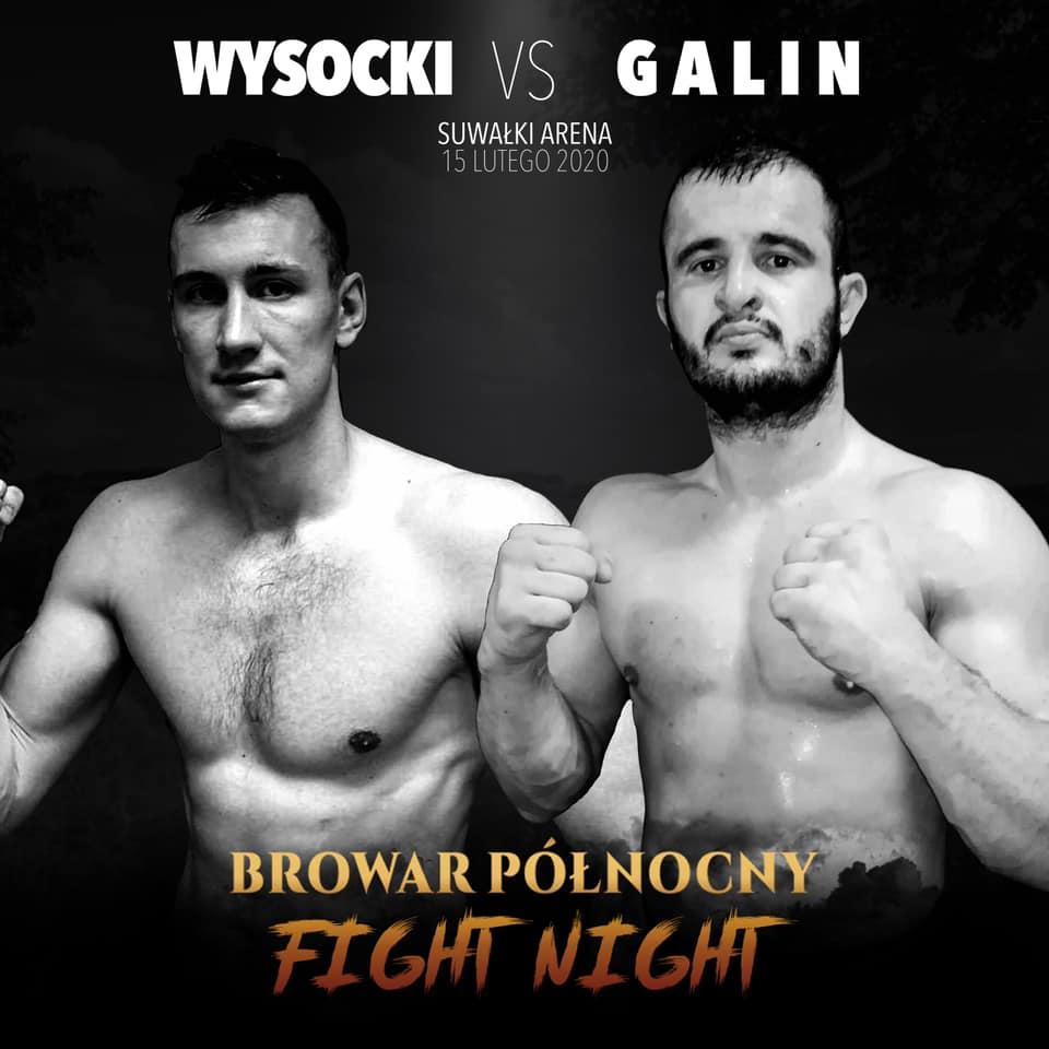 Wysocki vs Galin