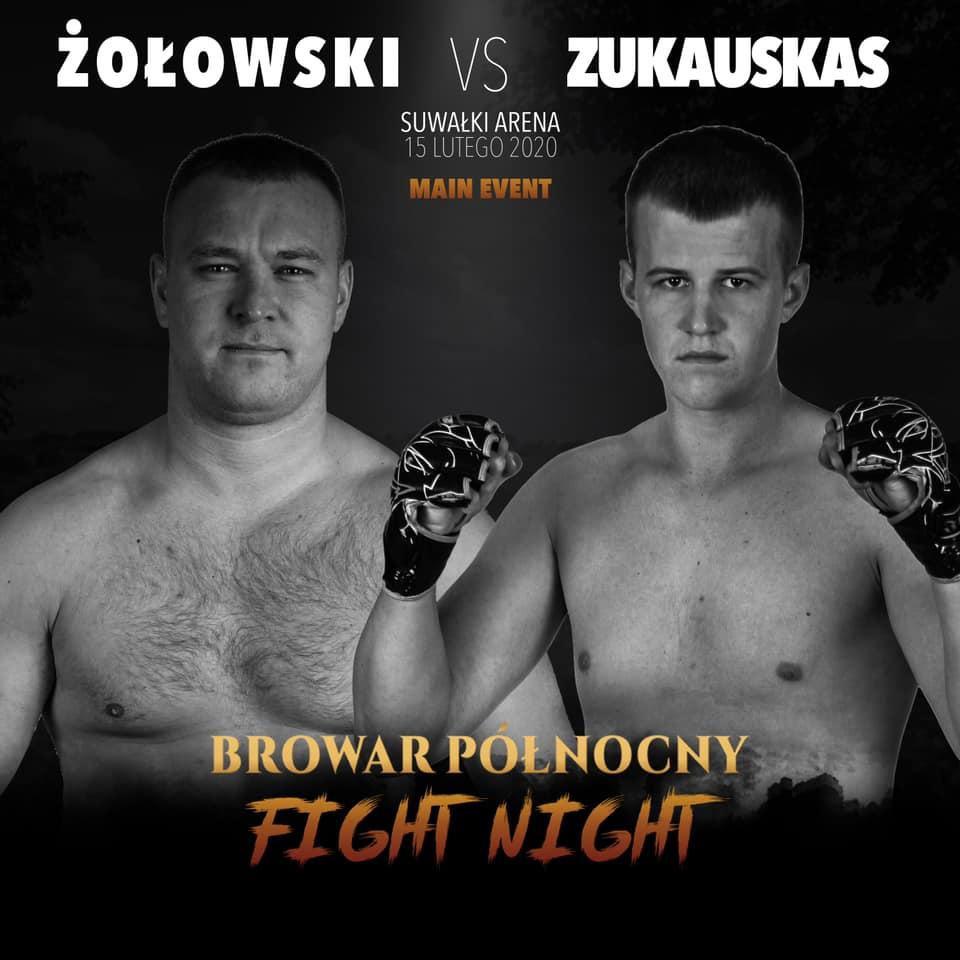 Żołowski vs Zukauskas