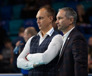 Ślepsk Malow Suwałki wraca do treningów na hali Suwałki Arena
